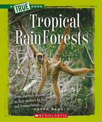 Tropical Rain Forests By Benoit, Peter