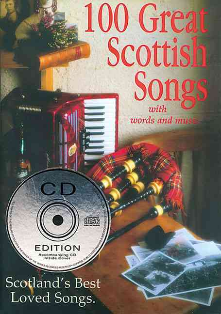 100 Great Scottish Songs By Conway, Pat