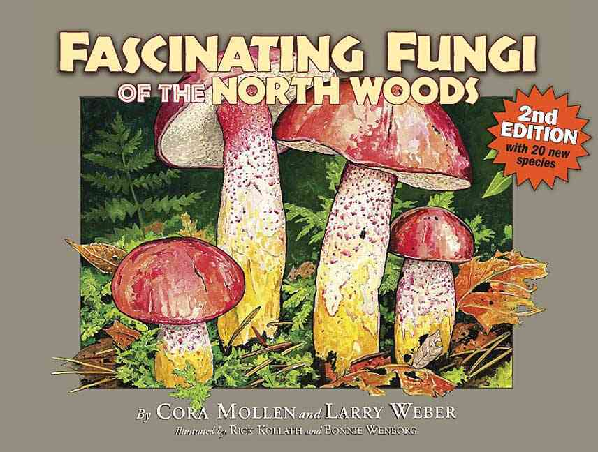 Fascinating Fungi of the North Woods By Mollen, Cora/ Weber, Larry/ Kollath, Rick (ILT)